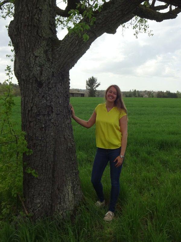 Nadine Odwald Über mich